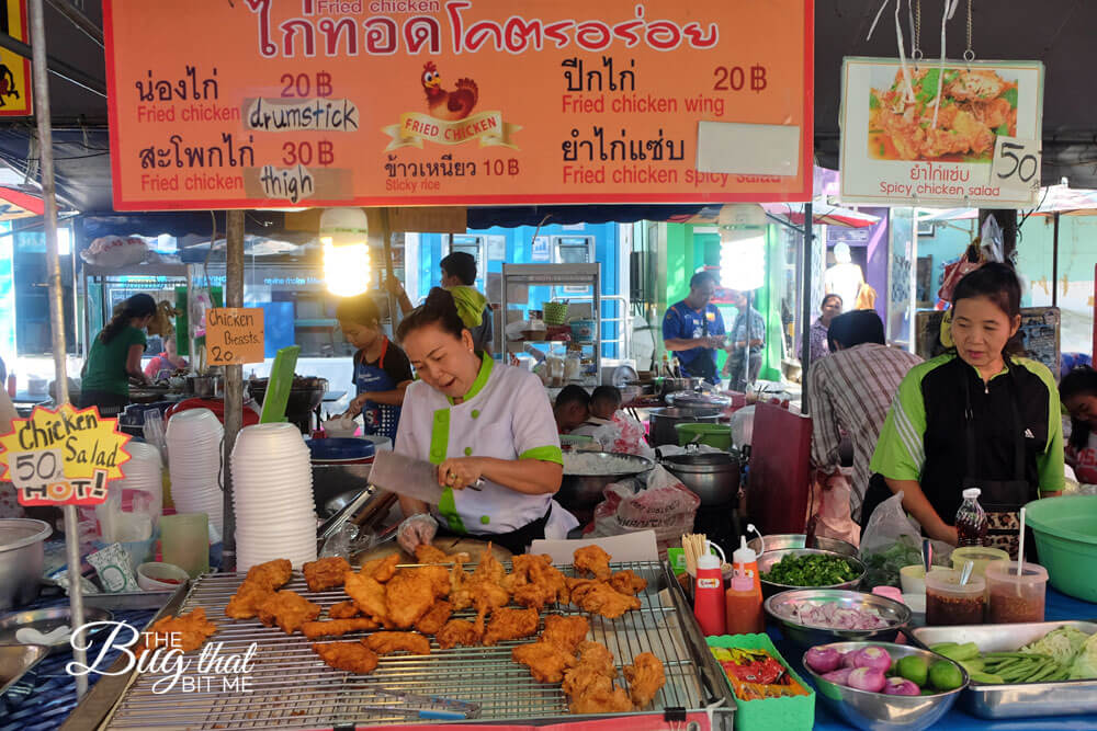 Bangkok's Chatuchak Weekend Market | The Bug That Bit Me
