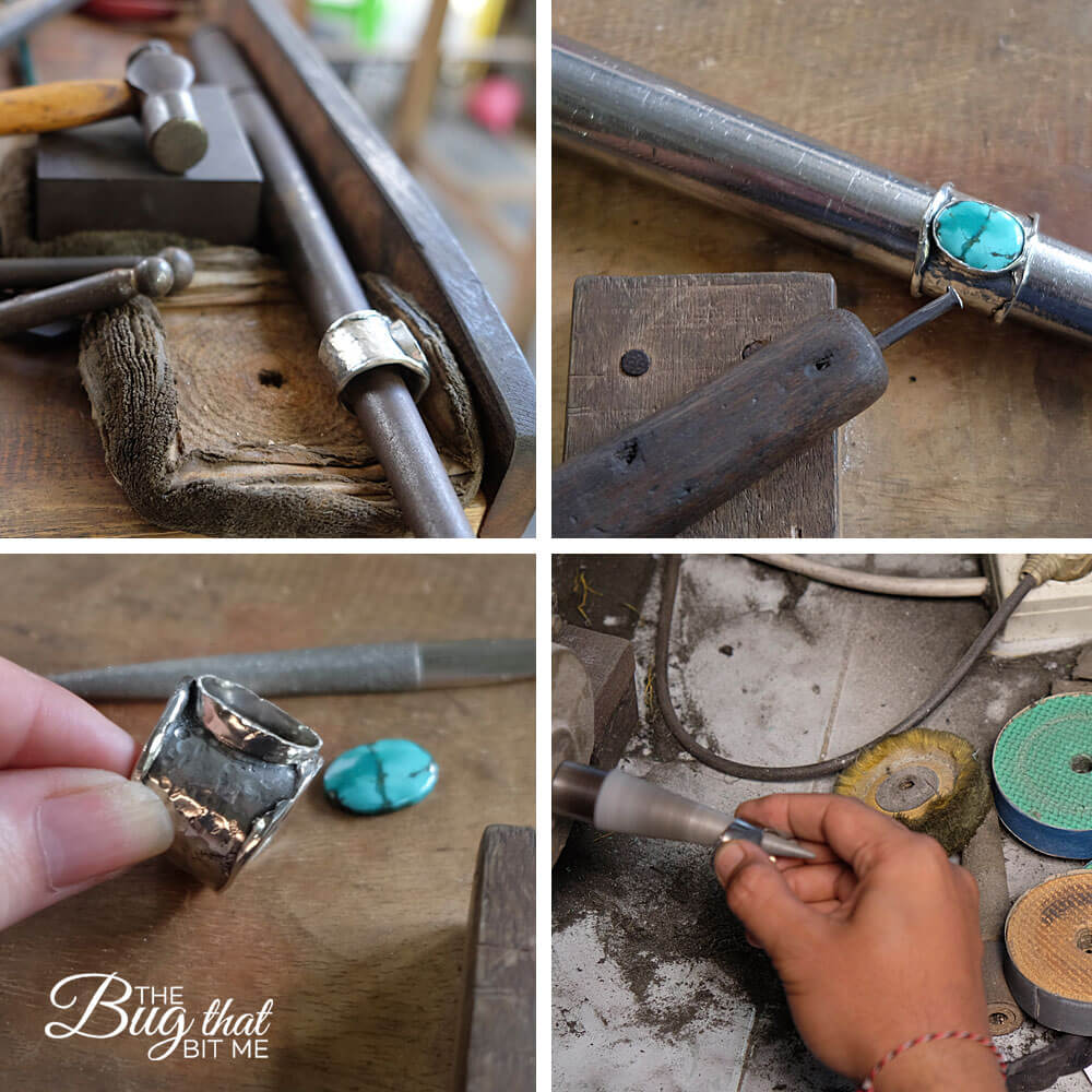 Silver Jewelry Making Class in Bali | The Bug That Bit Me